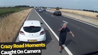 20 Crazy Road Moments Caught On Camera | Bad Drivers 2020