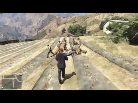 Vikings Mod GTA 5 [WIP | PC]