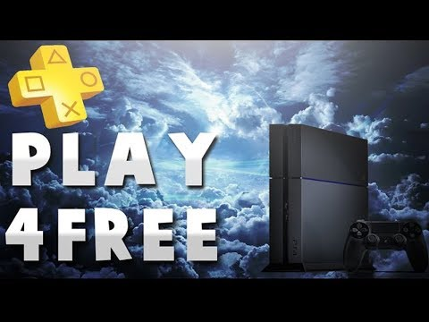 How To Play Online Multiplayer On PS4 For FREE !!2018!!