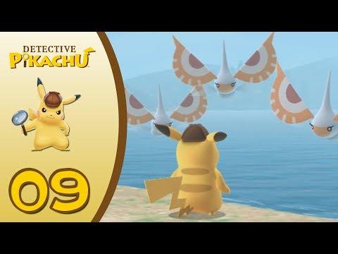 Detective Pikachu #9: ¡Resolvemos el misterio de la niebla!