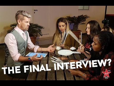Fifth Harmony - The Final Interview?