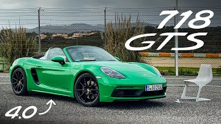 NEW 2020 Porsche Boxster GTS 4.0: Road Review   Carfection