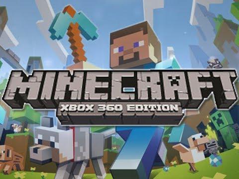 Minecraft Xbox 360 Edition - Tutorial!