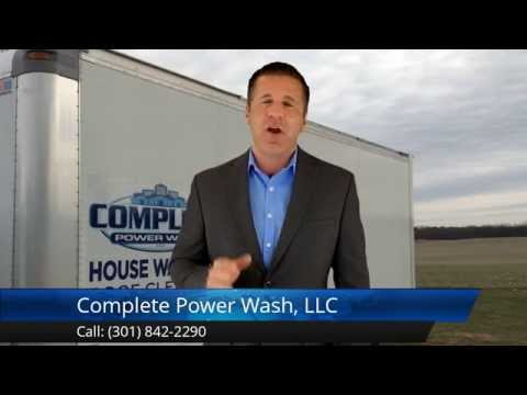 Complete Power Wash, LLC Clear Spring  Five Star Review by A G.