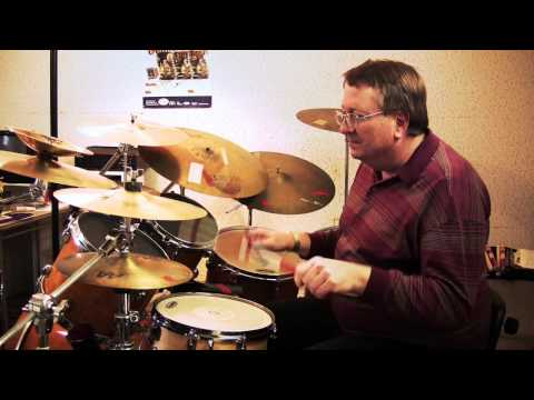 How to Drum Solo in 10 Easy Steps ~ Part 1 of 2