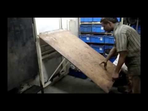 Nandu Wall Folding Dinning table mechanism with Framing