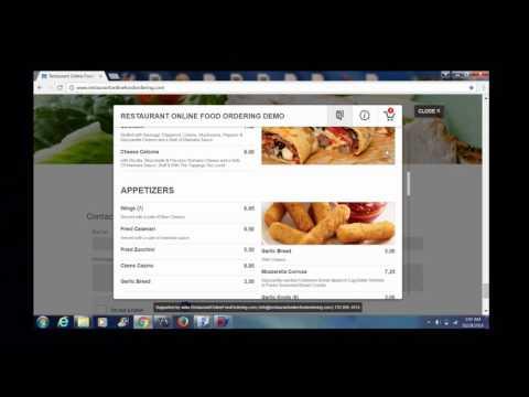 Restaurant Online Food Ordering | Online Ordering System For Restaurants