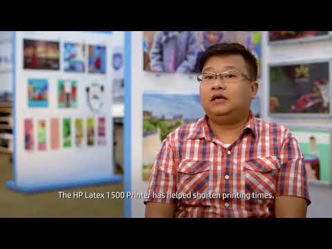 FutureWorx Singapore delivers environmentally friendly displays with HP Latex printers