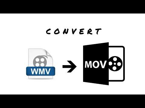 Versatile Video Converter - Convert WMV to MOV on Windows Tutorial