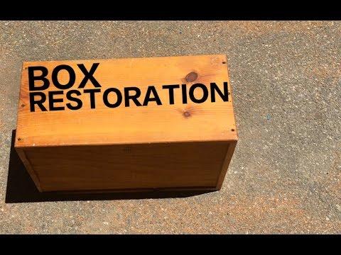 Pine Box Restoration