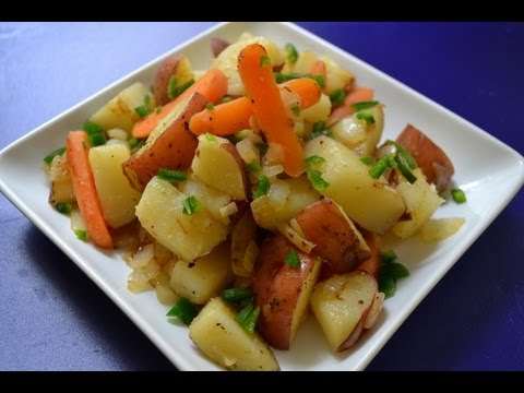 How To Make The PERFECT Potato Side Dish - MMMM GOOOD!