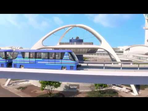 The Future of LAX - Automated People Mover