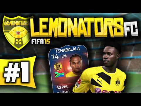 FIFA 15: Ultimate Team - Lemonators FC! - #1 -