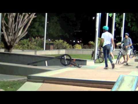 cairns skate park bmx