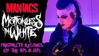 Motionless In White Talk Favourite Records Of The 90
