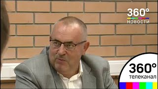 Борис Надеждин посетил Красногорск