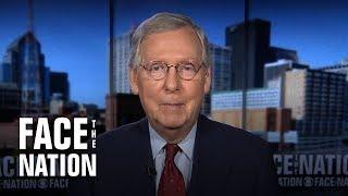 Mitch McConnell: Senate won