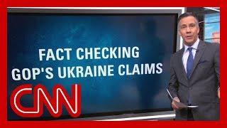 Jim Scuitto Fact checks Sen John Kennedys Ukraine Election Interference Claims