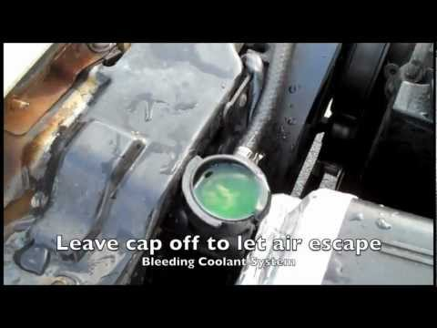 JEEP Radiator Replacement Video