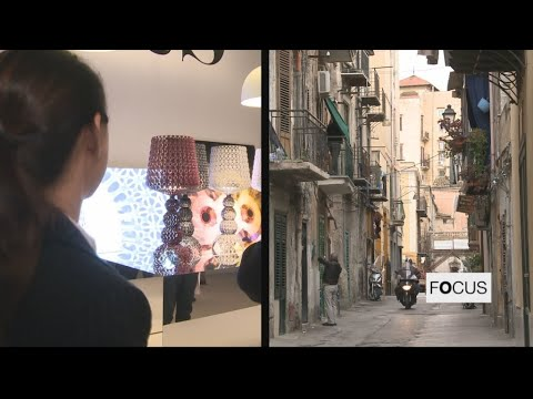 Video: Italy faces stark North-South economic divide