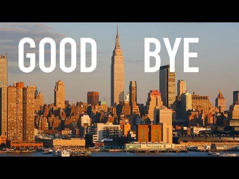 GOOD BYE NYC | Vlog 008
