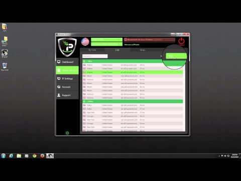 IPVanish VPN for Windows Walkthrough