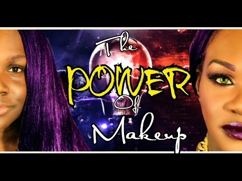 THE POWER OF MAKEUP| LIVEWRIGHTNOW