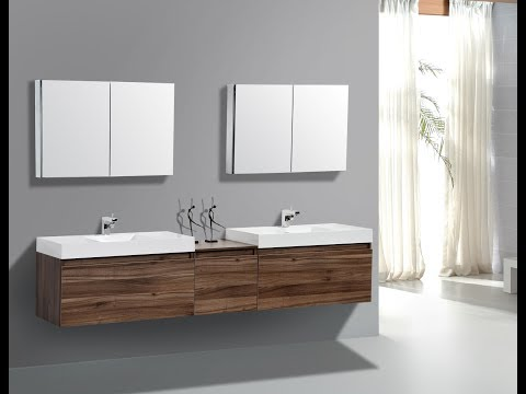 Hanging Bathroom Vanity