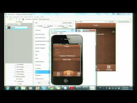 Building Native iPhone/iPad Applications in Java (CodeName One)