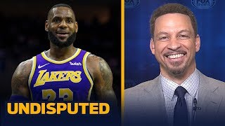 Chris Broussard expects a