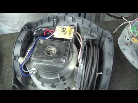 My Vax Power 7 Pet is sounding awful, how do I replace the motor and improve performance?