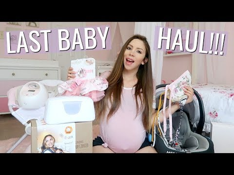 BABY GEAR HAUL! ETSY, INSTAGRAM & CLOTHES
