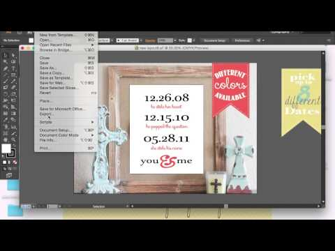 How to Save a JPEG File in Adobe Illustrator