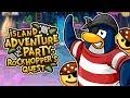 ISLAND ADVENTURE PARTY GUIDE! (Club Penguin Rewritten)