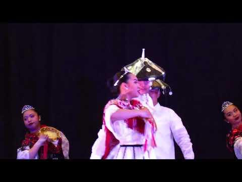Philippines Spanish Dance 1 at Carassauga Hersheys Centre