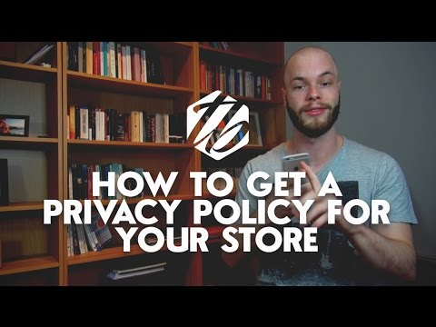 Shopify Privacy Policy — Where To Get Your Shopify Privacy Policy And Terms And Conditions | #261