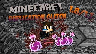 1.7.10 dupe glitch