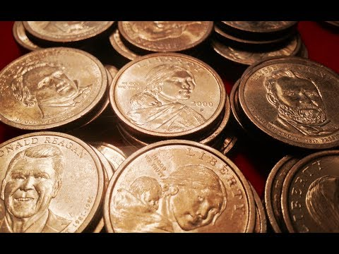 Search Your Gold Dollar Coins For The Rare Goodacre Special Strike
