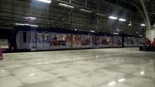 Chennai Alandur Metro on a Sunday Night
