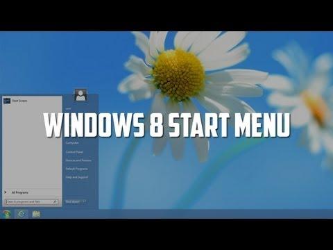 StartIsBack - Get The Start Menu Back In Windows 8!