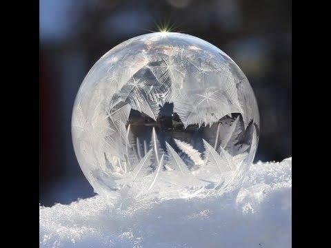 Ice Bubble Magic