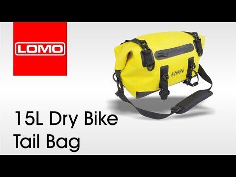 Lomo 15L Dry Bike Tail Bag
