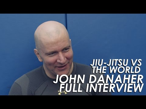 Download John Danaher Interview Jiu-Jitsu VS The World