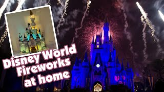 DIY Disney World Fireworks Show at Home (Happily Ever After)