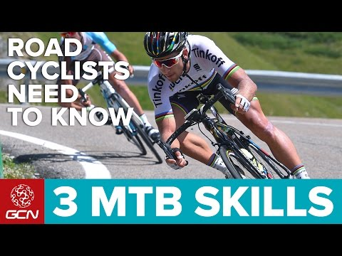 3 Mountain Bike Skills Road Riders Need – With The Global Mountain Bike Network