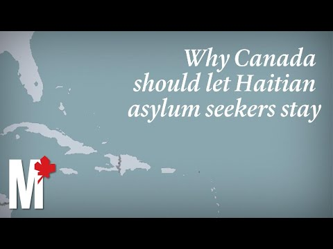 Why Canada should let Haitian asylum seekers stay