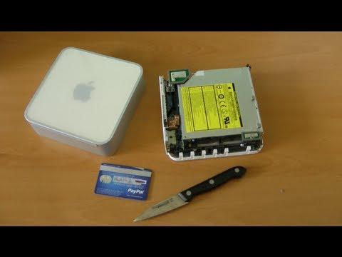 Mac mini Upgrade: 4 GB Memory - Part One