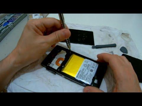 Come sostituire la batteria su SONY XPERIA Z1