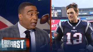 Nick Wright and Cris Carter preview the 2018 NFL Playoffs | FIRST THINGS FIRST