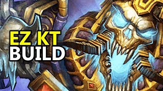 ♥ Easy Kel'Thuzad Build For Beginners - Heroes of the Storm (HotS)